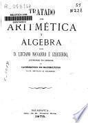 Tratado de aritmética y álgebra