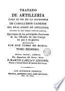 Tratado de Artilleria..., 1