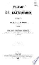 Tratado de astronomía