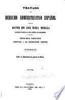 Tratado de derecho administrativo español