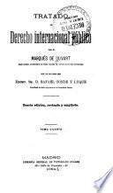 Tratado de derecho internacional público