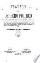 Tratado de derecho político