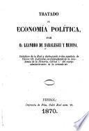 Tratado de economía política