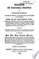 Tratado de economia politica