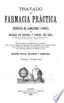 Tratado de farmacia práctica o enseñanza de laboratorio y oficina