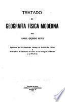 Tratado de geografía física moderna