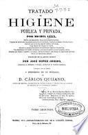 Tratado de higiene pública y privada