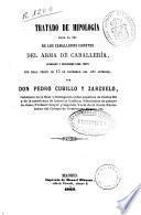 Tratado de hipología para el uso de los caballeros cadetes del Arma de Caballería : aprobado y declarado para texto por Real Orden de 13 de diciembre del año anterior