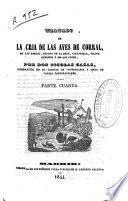 Tratado de la cría de las aves de corral, de las abejas, gusano de la seda, cochinilla, grana, quermes y de los peces