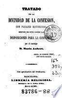 Tratado de la divinidad de la confesion