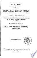 Tratado de la educacion de las hijas