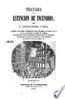 Tratado de la extinción de incendios