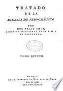 Tratado de la Iglesia de Jesu-Christo