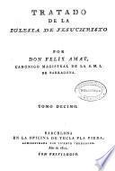 Tratado de la Iglesia de JesuChristo