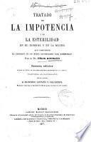 Tratado de la impotencia y de la esterilidad en el hombre y en la mujer