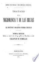 Tratado de la nigromancia y de las brujas