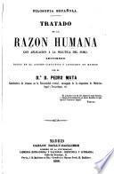 Tratado de la razon humana