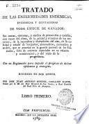Tratado de las enfermedades endémicas, epidémicas y contagiosas de toda especie de ganados