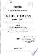 Tratado de las enfermedades particulares de los grandes rumiantes