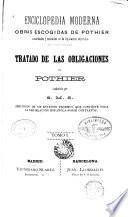 Tratado de las Obligaciones de Pothier