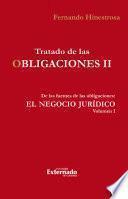 Tratado de las obligaciones II