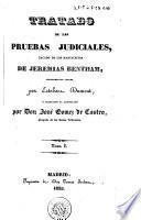 Tratado de las pruebas judiciales