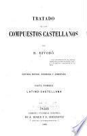 Tratado de los compuestos castellanos