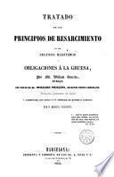 Tratado de los principios de resarcimiento en los seguros marítimos y obligaciones á la gruesa