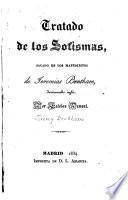 Tratado de los sofismas