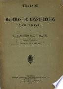 Tratado de maderas de construccion civil y naval