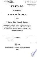 Tratado de materia farmacéutica