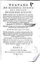 Tratado de materia medica