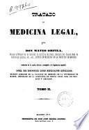 Tratado de medicina legal