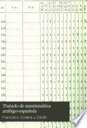 Tratado de numismática arábigo-española