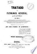 Tratado de patología general