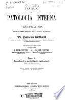 Tratado de patología interna y terapéutica