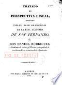 Tratado de perspectiva lineal