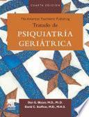 Tratado de psiquiatría geriátrica