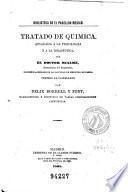 Tratado de quimica aplicada a la fisiologia y a la terapeutica