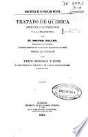 Tratado de química aplicada a la fisiología y a la terapéutica