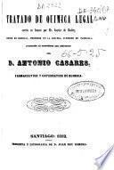 Tratado de quimica legal