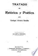 Tratado de retórica y poética