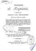 Tratado de terapéutica compuesto según los principios de la nueva doctrina médica