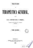 Tratado de terapeútica general