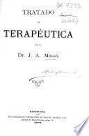 Tratado de terapéutica