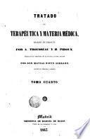Tratado de terapeutica y materia medica, 4