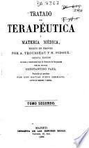 Tratado de terapeutica y materia medica