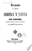 Tratado del contrato de compra y venta