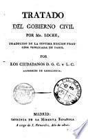 Tratado del gobierno civil
