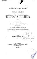 Tratado didáctico de economía política